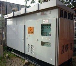 Máy phát điện cũ