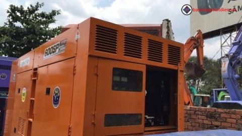 Tại sao các doanh nghiệp cần máy phát điện diesel?