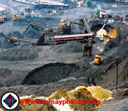 Máy phát điện Diesel ứng dụng trong ngành khai khoáng