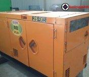 Máy phát điện mitsubishi 25kva, cho thuê máy phát điện mitsubishi 25kva, sửa chữa máy phát điện mitsubishi 25kva. Hotline: 0909.153.183