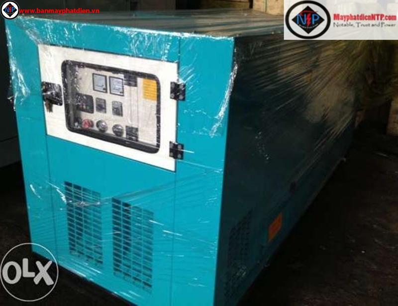 Cần bán máy phát điện mitsubishi 60kva nhập khẩu - Bắc Kạn