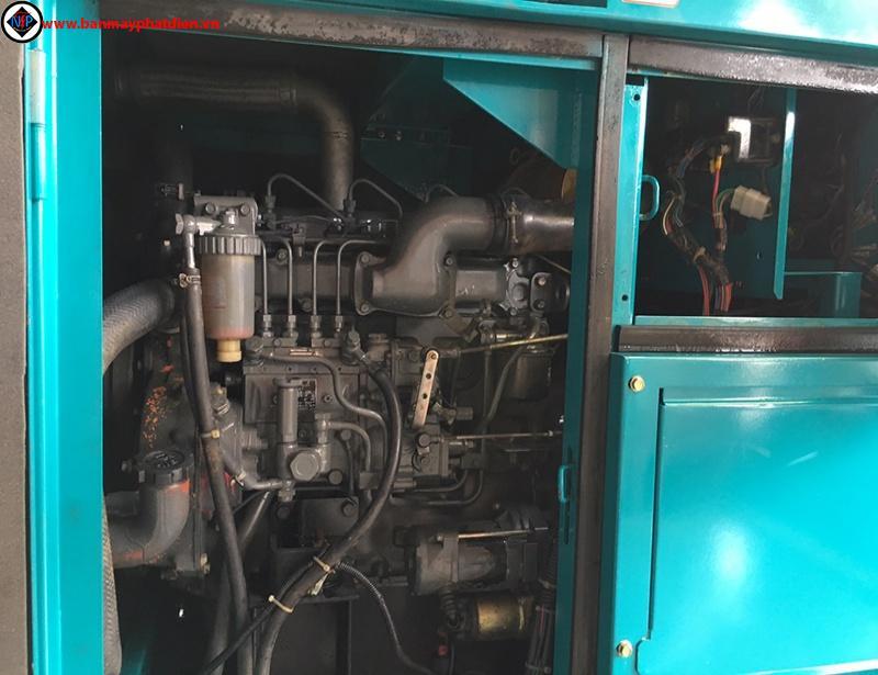 Quận 6 - Cho thuê máy phát điện cũ 60kva mitsubishi giá rẻ nhất