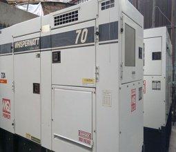 Máy phát điện Mitsubishi 70kva