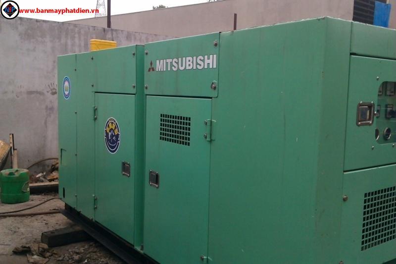 Cần bán máy phát điện cũ 80kva mitsubishi chất lượng - Huyện Nhà Bè