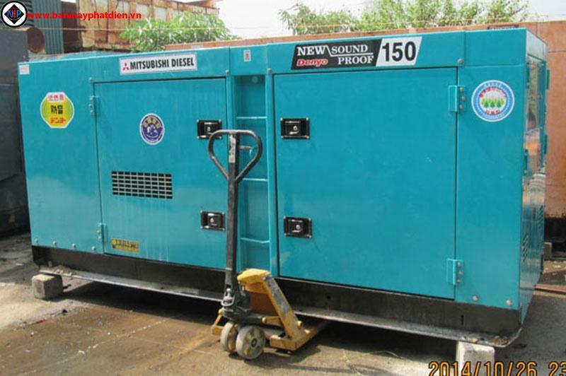 Máy phát điện Mitsubishi 150kva, cho thuê Máy phát điện Mitsubishi 150kva, sửa chữa Máy phát điện Mitsubishi 150kva - 1