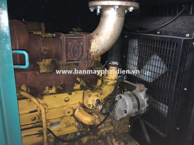 Máy phát điện Komatsu 100kva, cho thuê Máy phát điện Komatsu 100kva, sửa chữa Máy phát điện Komatsu 100kva - 1