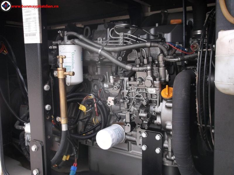 Máy phát điện Yanmar 30kva, cho thuê Máy phát điện Yanmar 30kva, sửa chữa Máy phát điện Yanmar 30kva - 1