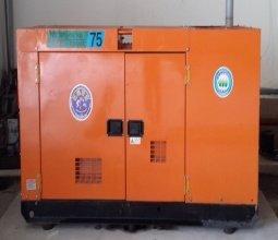 Sửa chữa máy phát điện cũ 75kva yanmar giá tốt nhất - Kiên Giang