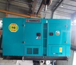 Sửa chữa máy phát điện 80kva yanmar bảo đảm - Quận Bình Thạnh