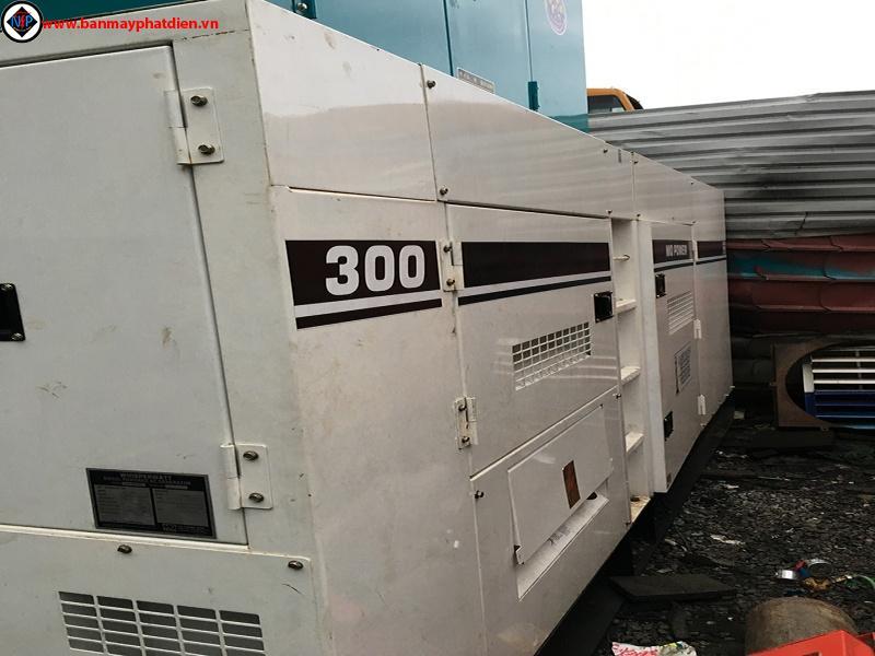 Máy phát điện Yanmar 300kva, cho thuê Máy phát điện Yanmar 300kva, sửa chữa Máy phát điện Yanmar 300kva - 2