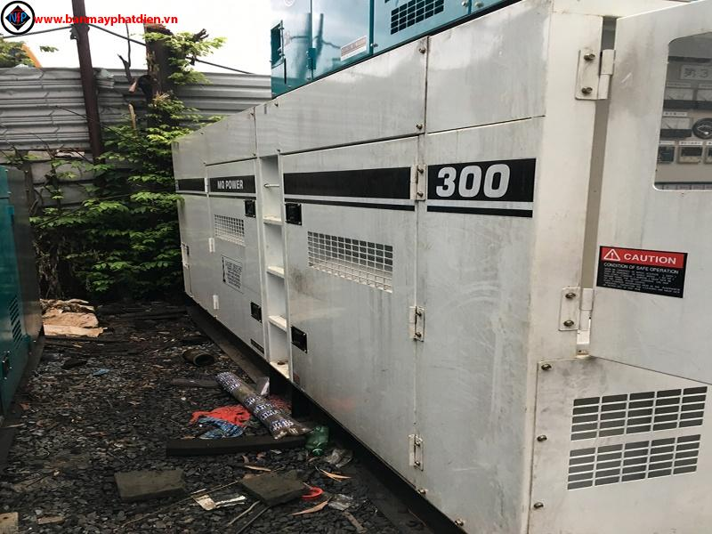 Máy phát điện Yanmar 300kva, cho thuê Máy phát điện Yanmar 300kva, sửa chữa Máy phát điện Yanmar 300kva - 3