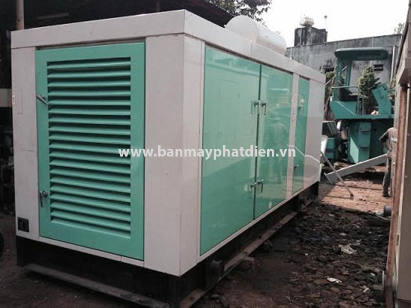 Cần bán máy phát điện nissan 200kva chất lượng - Thừa Thiên Huế