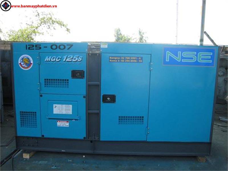 Thái Bình - Cho thuê máy phát điện hino 125kva giá rẻ nhất