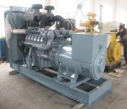 Máy phát điện Hino 350kva