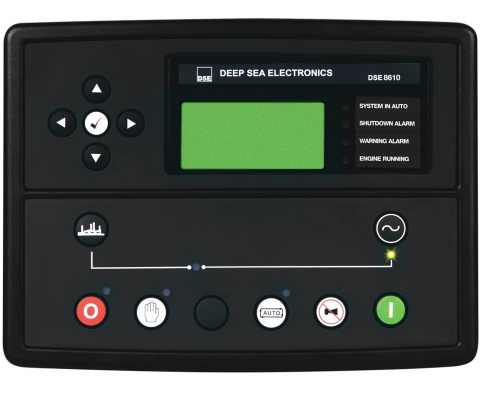 Màn hình điều khiển máy phát điện 2. Hotline: 0909.153.183