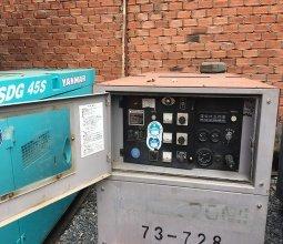 Máy phát điện Denyo 75kva