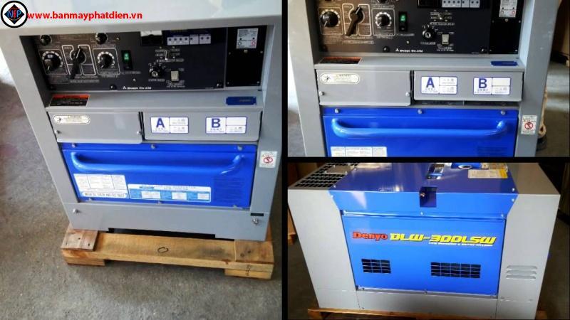 Máy phát điện Denyo 100kva, cho thuê Máy phát điện Denyo 100kva, sửa chữa Máy phát điện Denyo 100kva - 1
