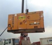 Máy phát điện cho Khu công nghệ cao Quận 9