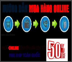 Cách thức mua hàng trên website của Công ty Nguyên Thịnh Phát
