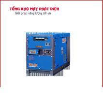 Máy phát điện Denyo 8kVA 1 pha