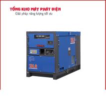 Máy phát điện Denyo 10kVA