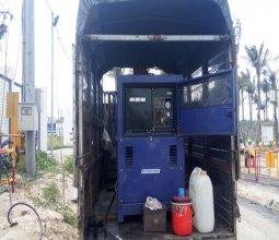 Cho thuê máy phát điện tại Vũng Tàu - Hồ Tràm