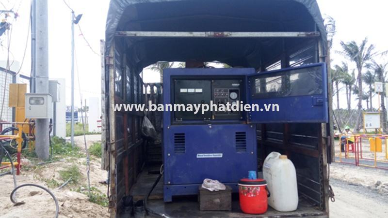 Cho thuê máy phát điện tại Vũng Tàu - Hồ Tràm | 0