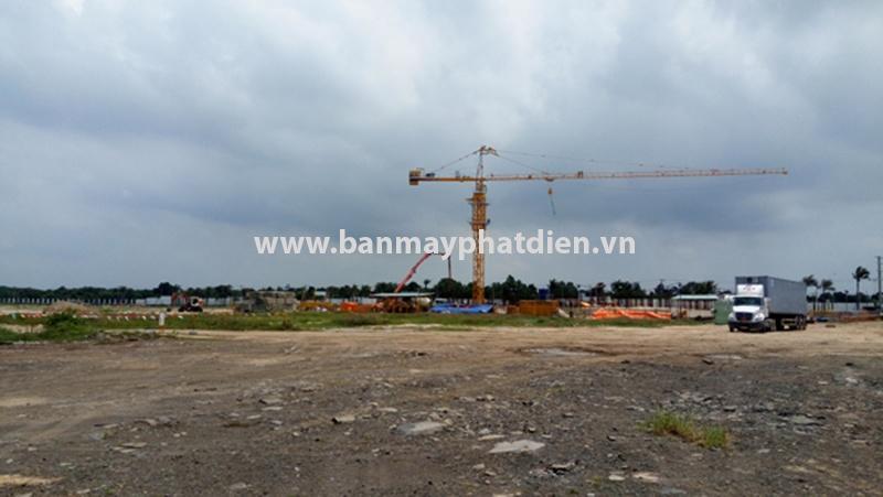 Cho thuê máy phát điện tại Vũng Tàu - Hồ Tràm | 3
