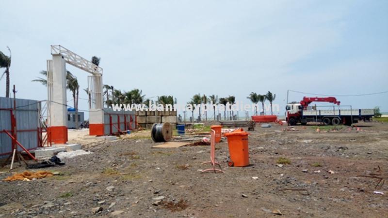 Cho thuê máy phát điện tại Vũng Tàu - Hồ Tràm | 4