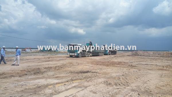 Lắp đặt máy phát điện 300kva cho khu công nghiệp Bàu Bàng   2