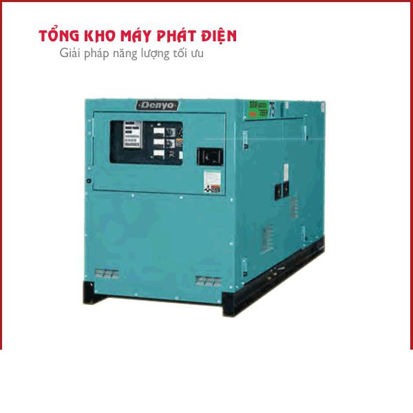 Máy phát điện Denyo 65kVA